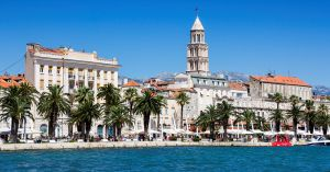 Why is  Split a good destination for...